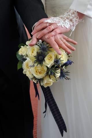 Elle et Lui mariage ecossais